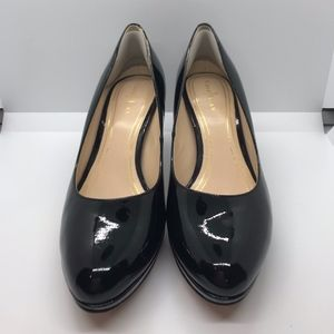 Cole Haan Patent Leather Pumps Air 8C